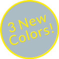 3 new colors!